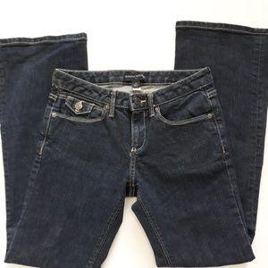 Banana Republic jeans womens Sz 2S blue
